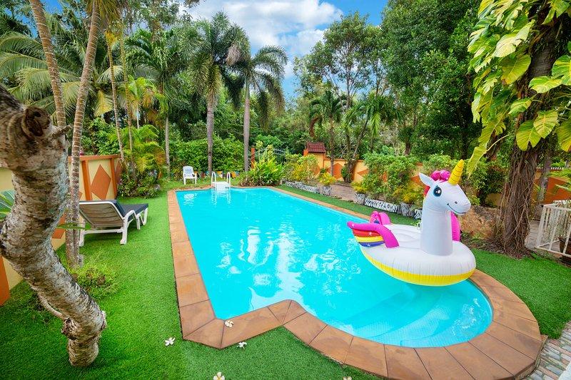 ♥Privat POOL villa♥ Beach Line♥ ZAZA, holiday rental in Cherngtalay