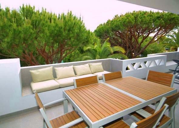 Vale do Lobo Apartment Sleeps 4 with Pool Air Con and WiFi - 5819875, location de vacances à Vale do Garrao