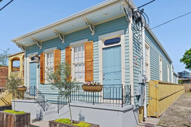 Our Early 1900s Home in Mid City, NOLA!