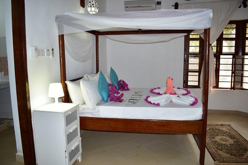 Mbv Hotel Annex Room, vacation rental in Matemwe