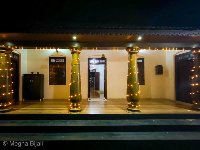 Kerala Heritage Villa 4 bed rooms fully airconditioned, holiday rental in Punalur