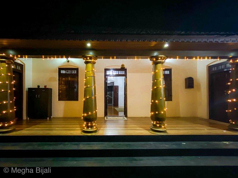Kerala Heritage Villa 4 bed rooms fully airconditioned, aluguéis de temporada em Kollam District