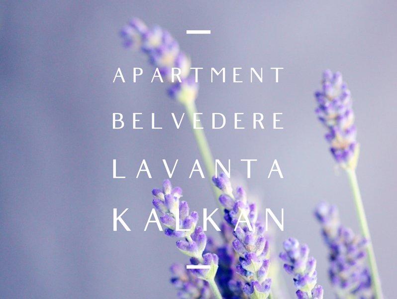 Apartment Belvedere, LaVanta
