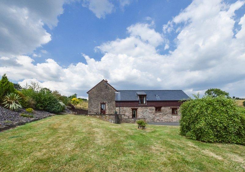 Stabal y Barcud, holiday rental in Llanwrtyd Wells