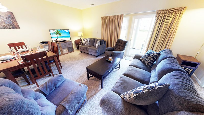 Village at the Glens C 102, vacation rental in Little River