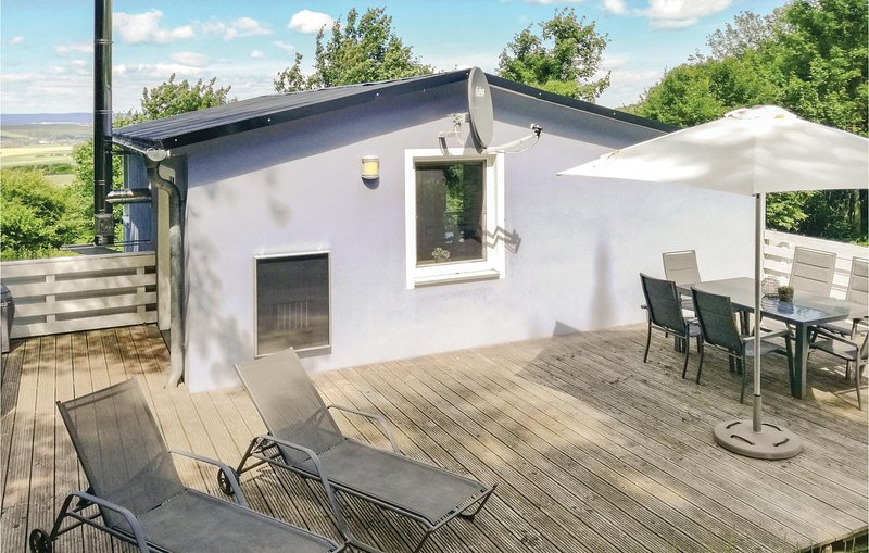 Idyllisch - ontspannen - sprookjesachtig (DTH200), casa vacanza a Bad Frankenhausen
