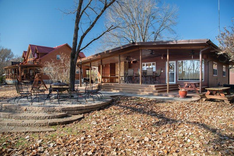 River Villa, location de vacances à Mountain Home