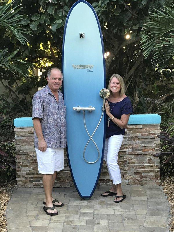 ¡Estamos ansiosos por conocerte en Beachcomber Bungalows of Manasota Key!