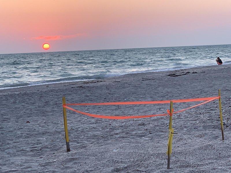 ¡Cerca de otro día de playa! Hasta mañana...