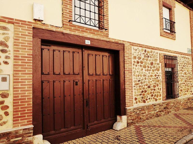 Casa Rural 'El Capricho del Tejar', alquiler de vacaciones en Provincia de León