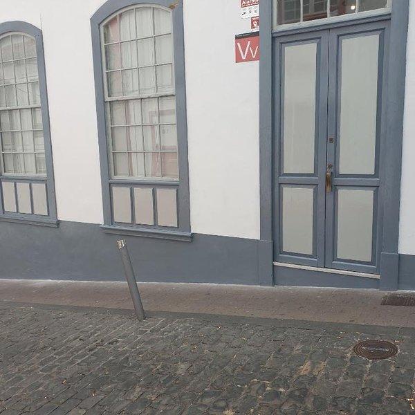 Apartamento clásico en el centro de Santa Cruz de la Palma, aluguéis de temporada em San Pedro