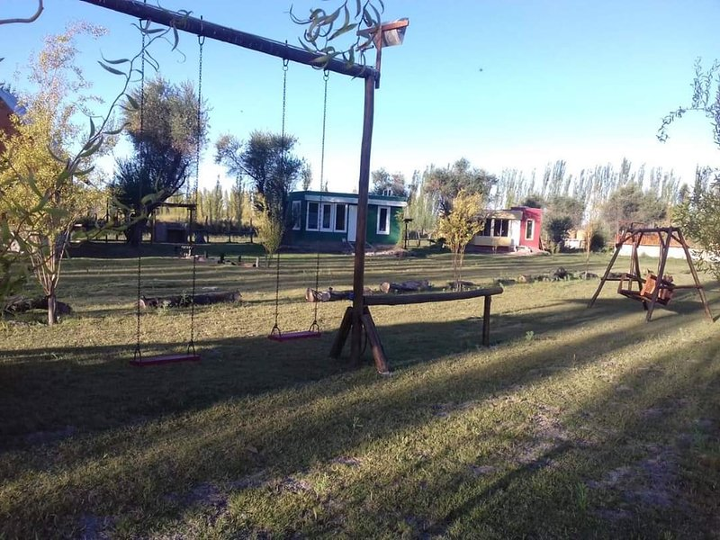 Nuestro Rancho, alquiler vacacional en San Martín