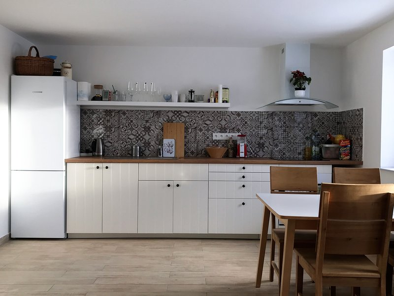 Penzion Kvilda - Lucni - appartment A1 Smrcek, holiday rental in Srni