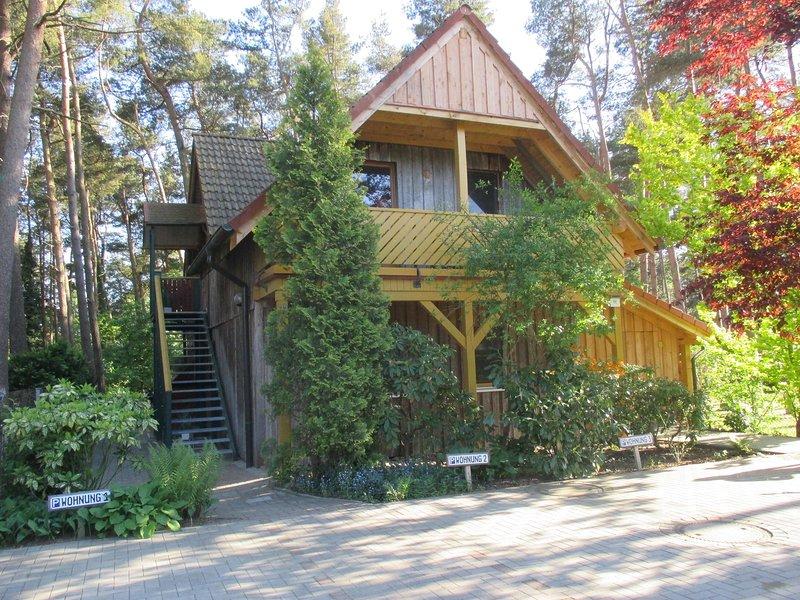 Ferienhaus Knopf ***Whg03, holiday rental in Zinnowitz