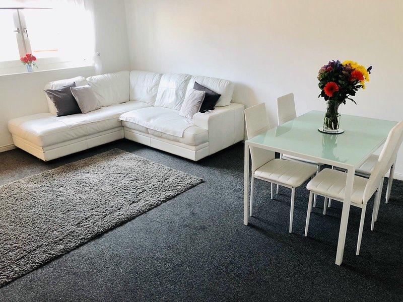 Modern 2bed Flat, location de vacances à Rutherglen