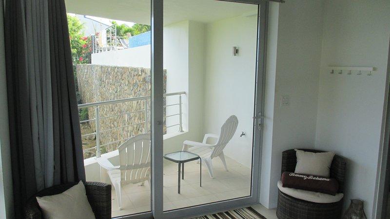 Third bedroom's deck