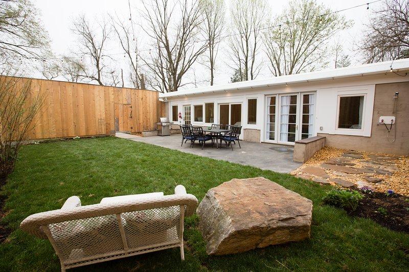 DonRea Villa, holiday rental in Loudoun County