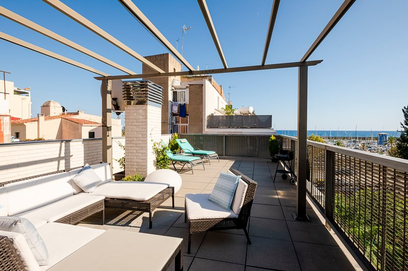 Terrassa de Mar Apartment, vacation rental in Alella