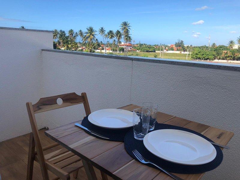 Vilas Blancas Apartamentos, vacation rental in Sao Goncalo Do Amarante