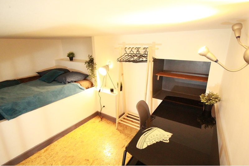 Le studio Mirabelle à proximité de la gare, holiday rental in Nancy