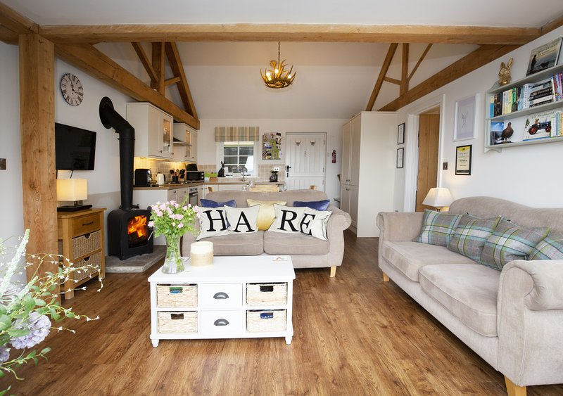 Hare Cottage, location de vacances à East Witton