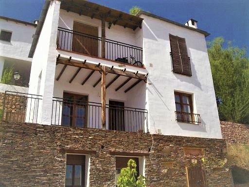 Barranco de la Salud - Los Laureles – semesterbostad i Mecina Fondales