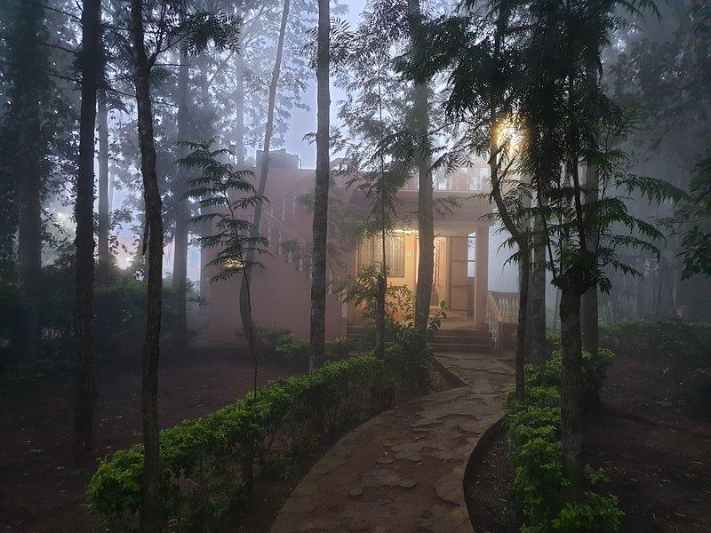 Cabin in the woods, vacation rental in Tamil Nadu