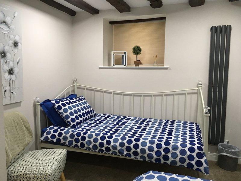 la 3a camera da letto può essere configurata come letto matrimoniale o letti singoli