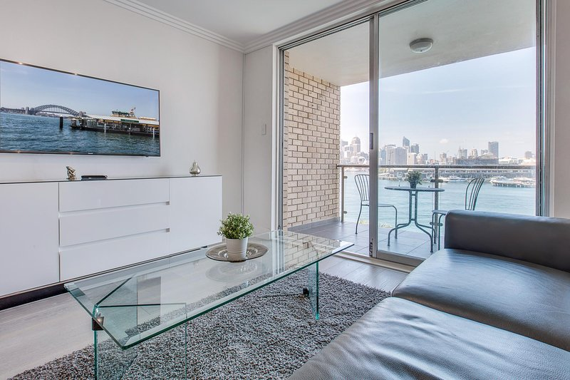 Wake up to Sydney Harbour, vacation rental in Balmain