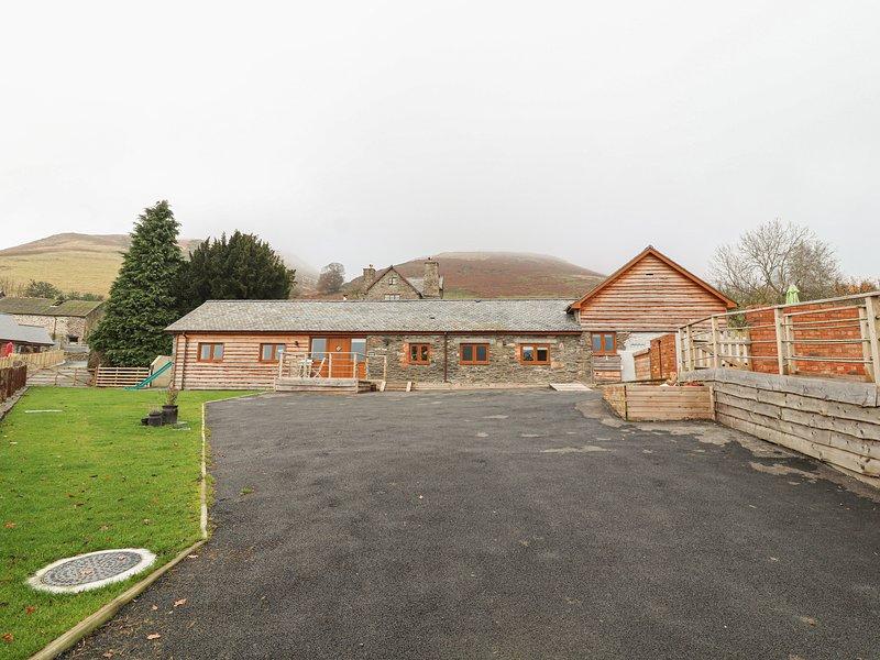 Rhianwen, Plas Moelfre Hall Barns, Llanrhaeadr-ym-mochnant, casa vacanza a Llangedwyn