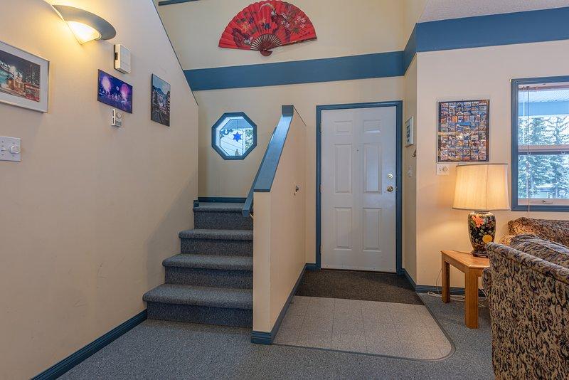 Entryway from Front Door