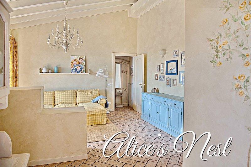 Alice's Nest, location de vacances à Ponte San Marco