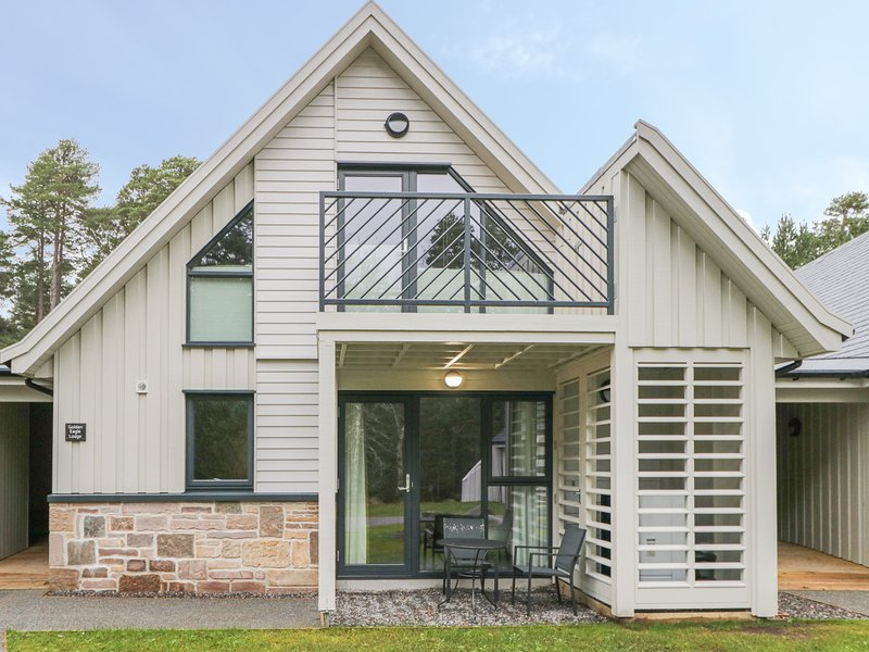 Golden Eagle Lodge, Aviemore, holiday rental in Kincraig