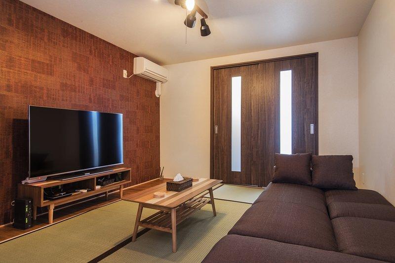 Shiki Homes | TSUBAME 燕, casa vacanza a Osaka