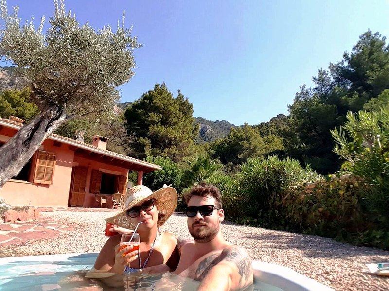 Sensacions de Tramuntana - chill out & sports (New), location de vacances à Estellencs