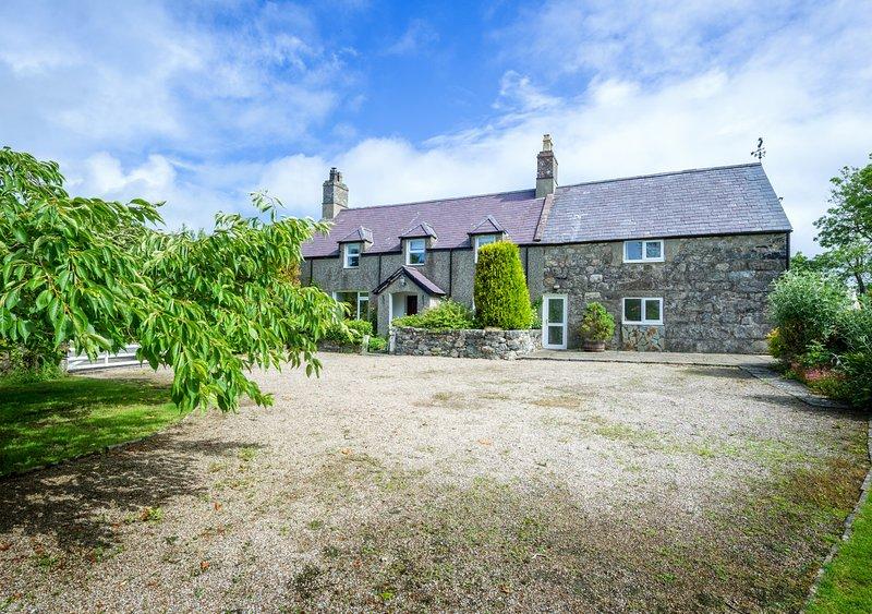 Plas Newydd, holiday rental in Rhoshirwaun