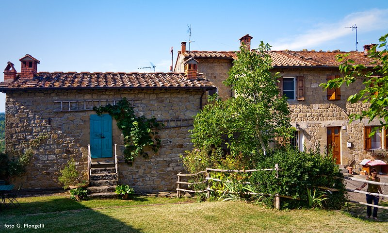 Charming holiday cottage in a corner of hidden Tuscany, Casa Scaletta, holiday rental in Stia