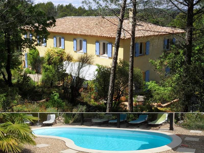 La Bastide des Templiers - Studio-Apartment 2-4 pers., holiday rental in Bras