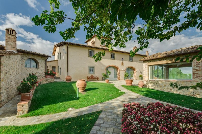 Villa Del Chianti, holiday rental in Sambuca