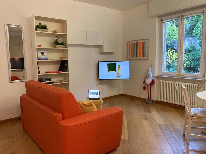ILA1334 House 2A, holiday rental in Savignone