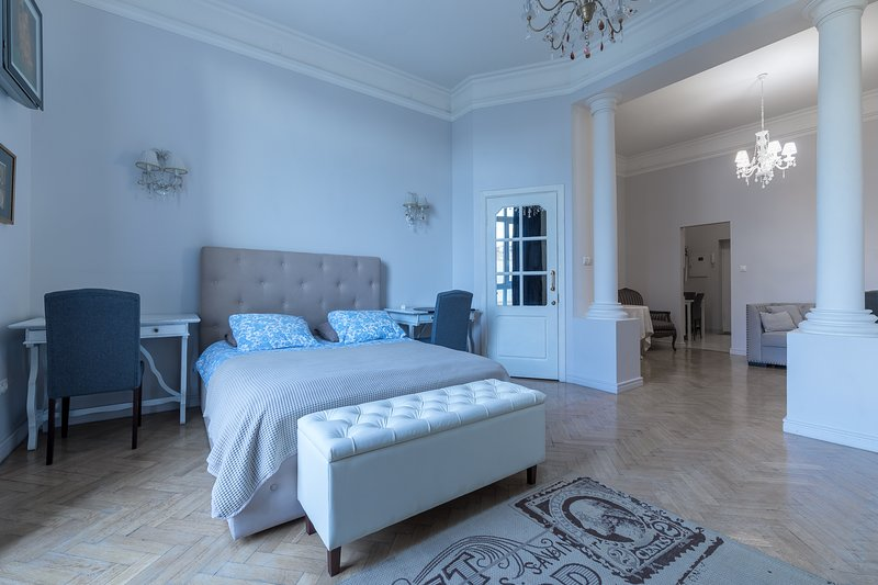 1 bedroom Pushkinskaya, Tverskaya, Kremlin, vacation rental in Sergiyevo-Posadsky District
