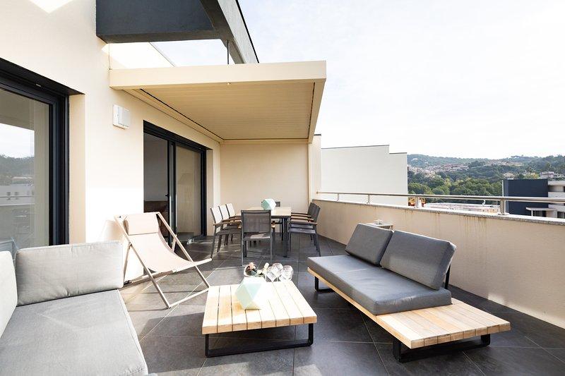 Arena - Appt 70 m² Vue Mer, holiday rental in Grosseto Prugna