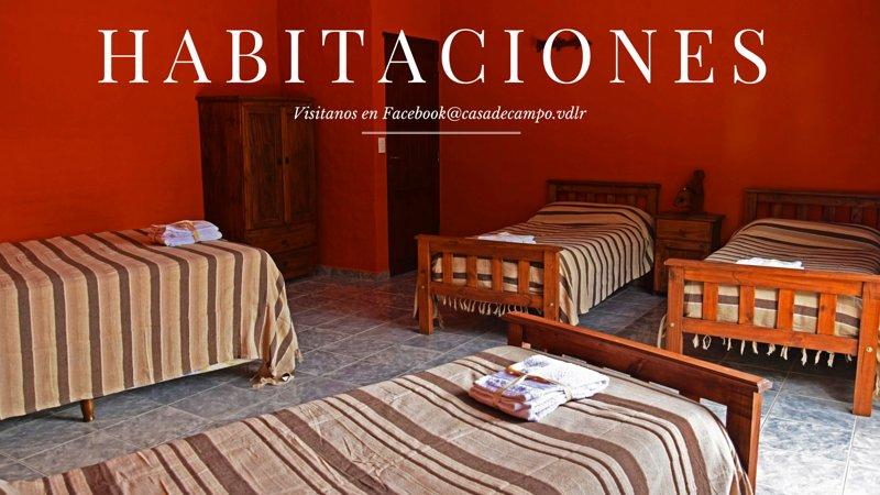 El Rancho-Casa de Campo. Alquiler temporada 19-20, location de vacances à Las Rabonas