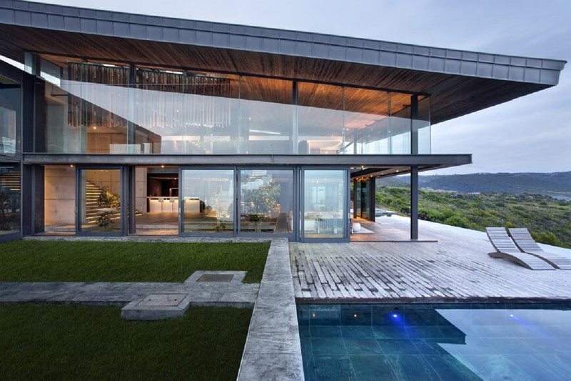 THE CAPE. THE HOME ESCAPE. Luxury. Infinity Pool. Private Beach.Wild Life., vacation rental in Noetzie