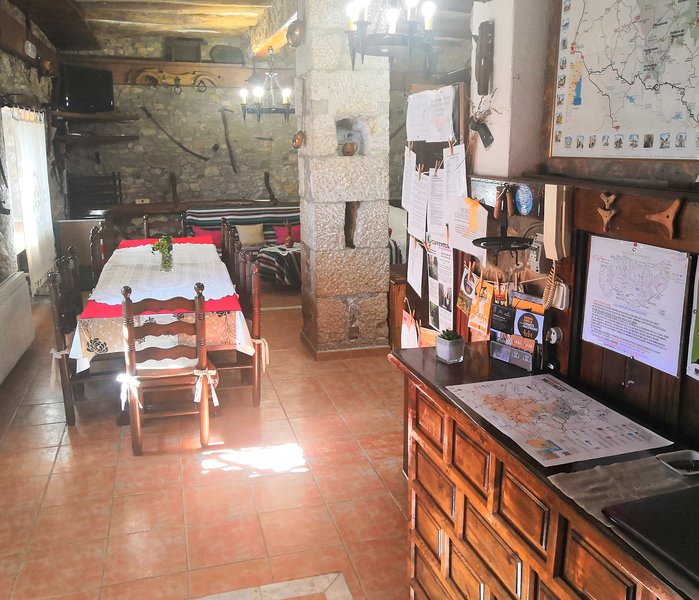 Casa rural 'El Fraile' en Tronchón (Teruel), vacation rental in Mosqueruela