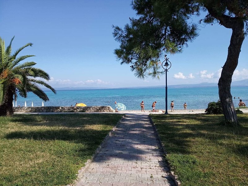 Amazing apartment with sea view, vacation rental in Chaniotis