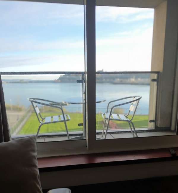 Amazing Bay Views from your Private Balcony!