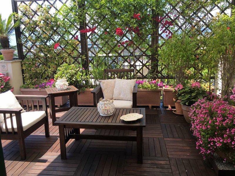 Hepburn Holiday Home un angolo di paradiso che sorge in un antico Borgo, holiday rental in Pontecagnano Faiano