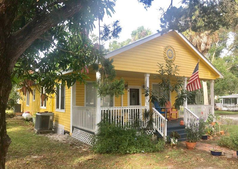 The Saint Michael House Vacation Rental, alquiler de vacaciones en Tarpon Springs