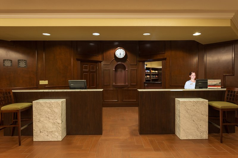 The on-site guest services team ensures you have a stress-free stay!